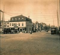 Downtown, Old Orchard Beach, ca. 1895