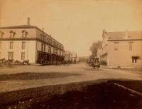 Downtown, Phillips, ca. 1880