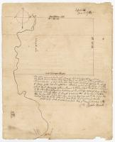 Map of the John Merrill lot in Topsham, Maine, 1762, Map 34