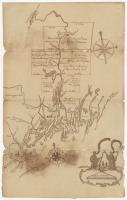 Plan of part of the Eastern Shore, 1753
