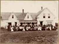 Durrell Reunion, Kingfield, 1899