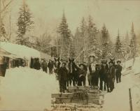 Woodsmen, Blanchard, ca. 1915