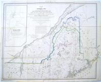 United States-British provinces boundaries, 1843