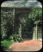 Children's Gate, Longfellow Garden, Portland