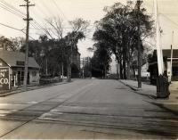 Bishop Square on Forest Avenue, Portland, 1915