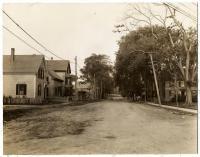 Winslow Street in Portland, 1917
