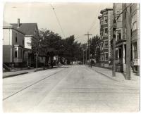 Morning Street, Portland, 1921