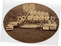 Portland Company manufactures, railroad equipment castings , c. 1910