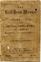 The Ball-Room Manual, 1863