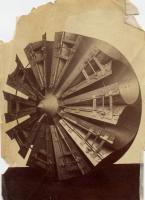 Auger fan for a Leslie snowplow, c. 1910