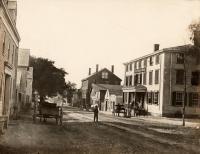 Portland House, 121 Green St., Portland, ca. 1882