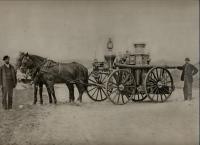 Fire steamer Cumberland 3, Portland, 1862