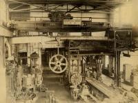 Portland Company machine shop, ca. 1900