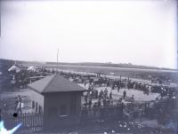 Rigby Park Race Track, South Portland, ca. 1895
