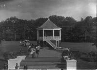 Bandstand, Riverton Park, Portland