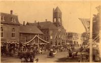Brunswick's old Town Hall