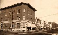 Downtown Ellsworth, ca. 1890