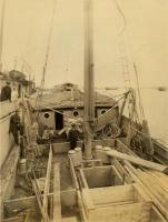 Fishing boat, c. 1920