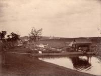 Caribou Fish Hatchery, ca. 1895
