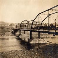 Steel Bridge, Caribou, 1892