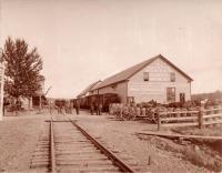 Caribou Railroad Station