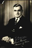 Lewis O. Barrows, ca. 1940