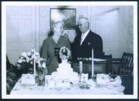 Mr. & Mrs. Joseph Labbe, Brunswick, ca. 1950