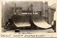 Cletrac crawler, c. 1928