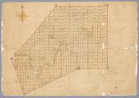 Androscoggin River area map, 1771