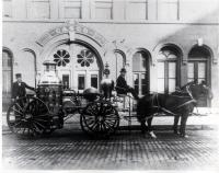 Portland Company Steam Fire Engine, 1869