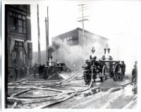 Fire, Brown's Wharf, Portland, 1903