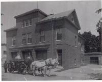 Portland Fire Department Engine 9 Firehouse, 1903