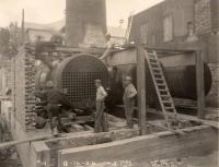 Boilers, Eastland Hotel, Portland, 1926