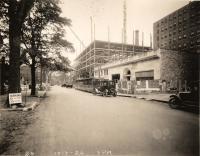 Frame rising, Portland, 1926