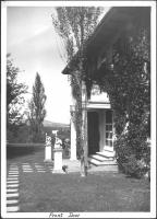 Nevin estate, Blue Hill, 1937