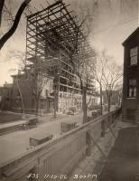 Eastland Hotel structure, Portland, 1926