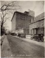 Eastland Hotel enclosed, Portland, 1926
