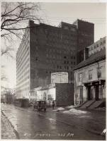 Hotel nearly completed, Portland, 1927