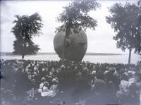 Balloon, Portland, 1898
