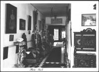 Main Hall, Ethelbert Nevin estate, Blue Hill, 1937