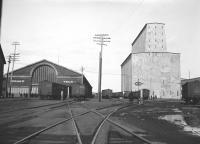 Grand Trunk Station, Grain Elevator, Portland, 1898