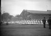 Marines, Portland, 1900