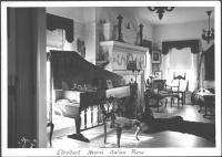 Nevin piano, Blue Hill, 1937