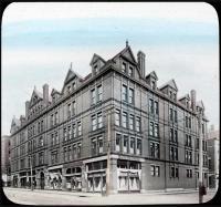 Rines Bros. department store, Portland, ca. 1905