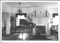 Italian piano, Nevin estate, Blue Hill, 1937