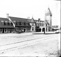 Union Station, Portland, ca. 1900