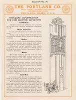 Portland Company Bulletin No. 36