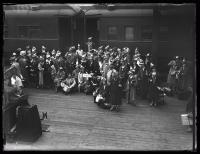 Business women's convention, Portland, 1925