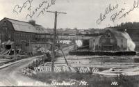 Mills, Stockholm, ca. 1900