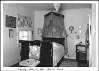 Bedroom, Ethelbert Nevin estate, Blue Hill, 1937